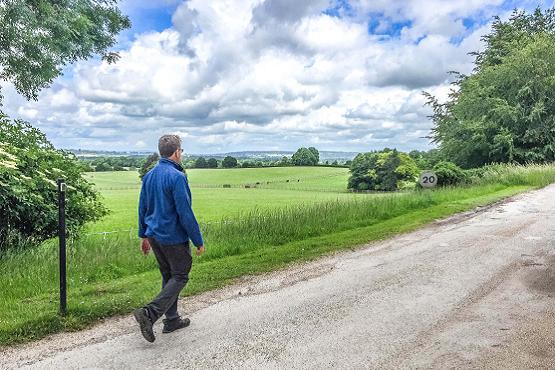 A stroll from Graffham