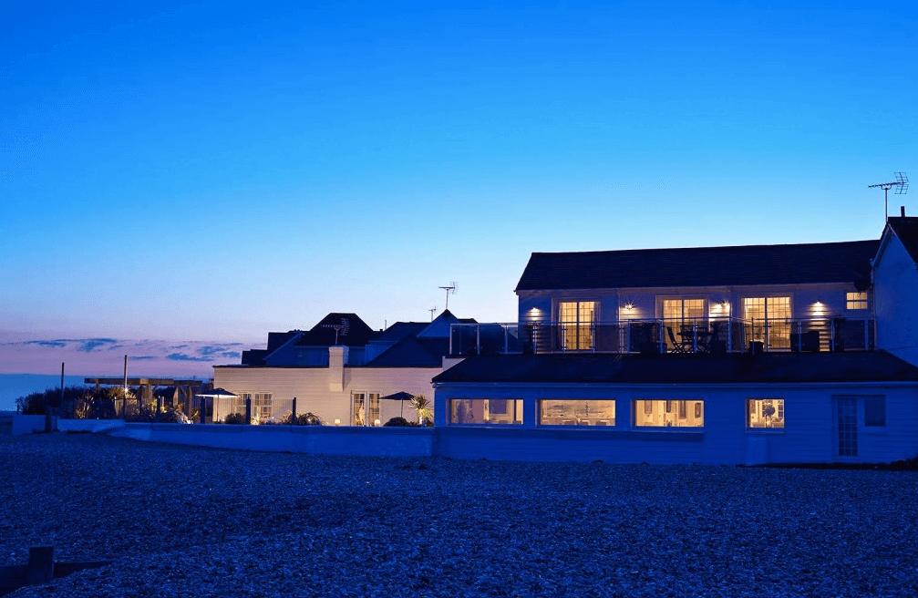Angmering On Sea Beach House