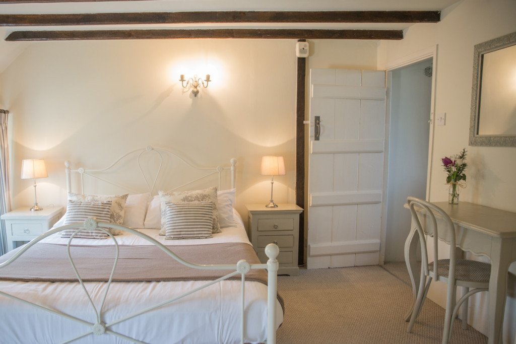 Artisan Bakehouse guest rooms
