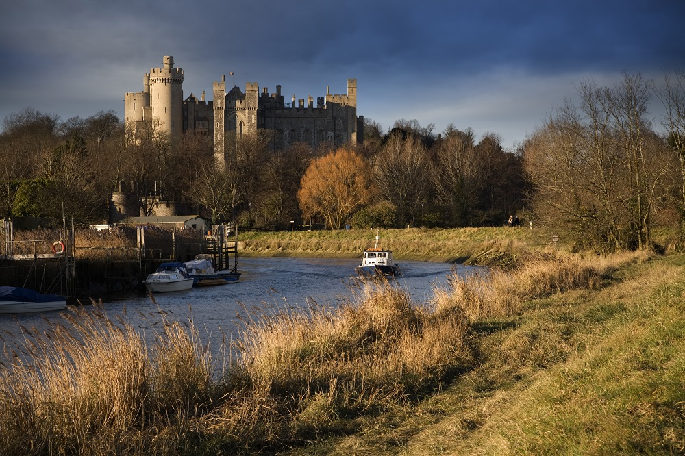 Arundel and the River Arun