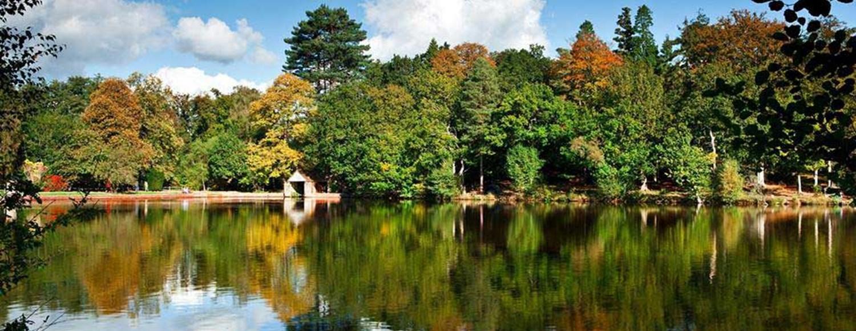 Buchan country park lake
