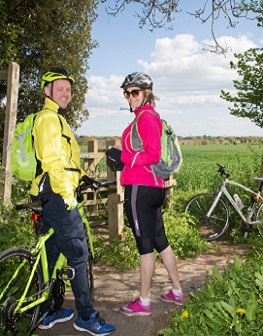 Cycling and biking in West Sussex