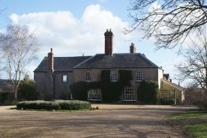 Arun Valley bed and breakfast building