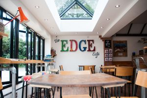 The Edge Café at Edgcumbes Roastery