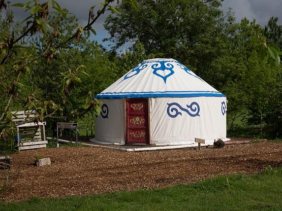Plush Tents camping