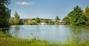 Sumners Ponds campsite and fishery