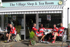 The Village Shop and Tea Room
