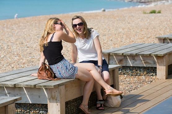 Coastal charm weekender