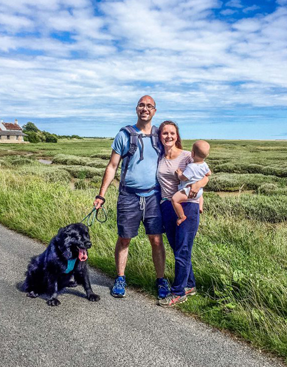 Family trips in West Sussex
