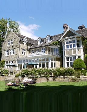 Ockenden Manor hotel West Sussex