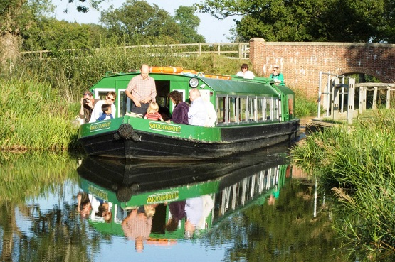 The canal weekender itinerary