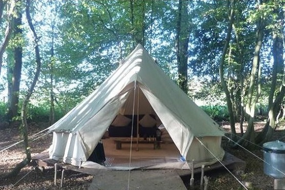 Wild Boar Wood Eco Camping