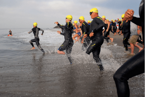 Worthing Triathalon