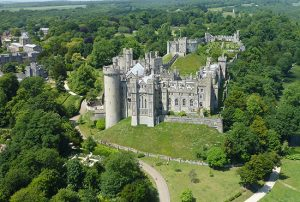 A photo of Arundel Castle