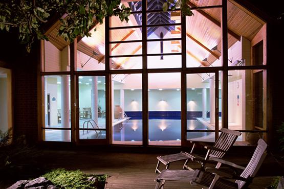 Spread Eagle Hotel and Spa indorry pool