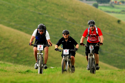 South Downs Way off Road bike ride