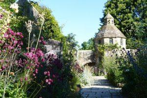 Flower garden at Nymans