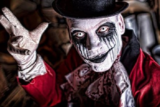 Shocktober fest at Tulleys Farn