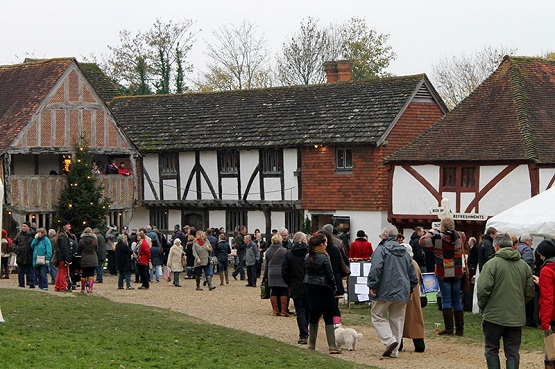 Christmas Market Weald and Downland
