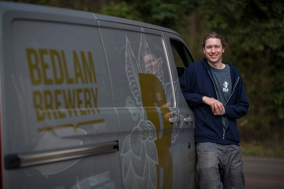 Bedlam Brewery