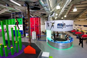 Out of Bounds indoor
