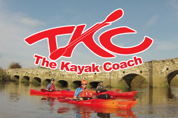 The Kayak Coach logo