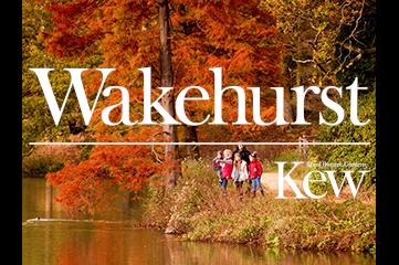 Wakehurst Kew logo