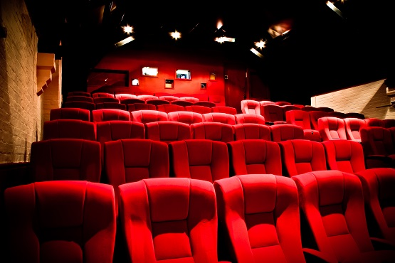 Chichester Cinema red seating