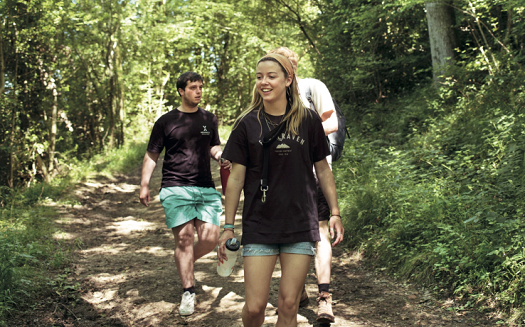 Guided walk with Vespucci Adventures West Sussex