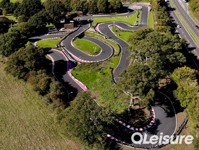 Q Leisure race track