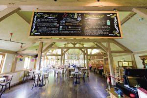 Stooks Cafe menu