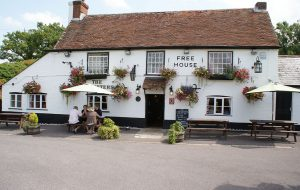 The Cricketers, Duncton near Petworth