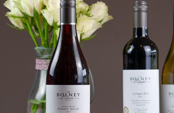 Bolney Estate Pinot Noir wines