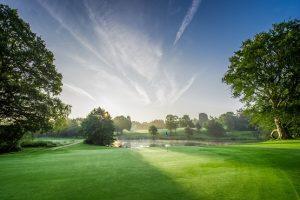 Landscape image of Cottesmore Golf green