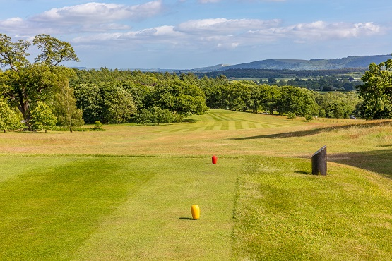 Cowdray golf course