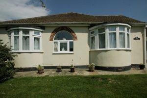 Front of Trevista Holidays accommodation in Bognor Regis