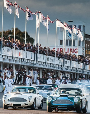 Cultural attractions in West Sussex - Goodwood Revival