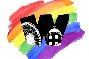 Worthing Pride graphic