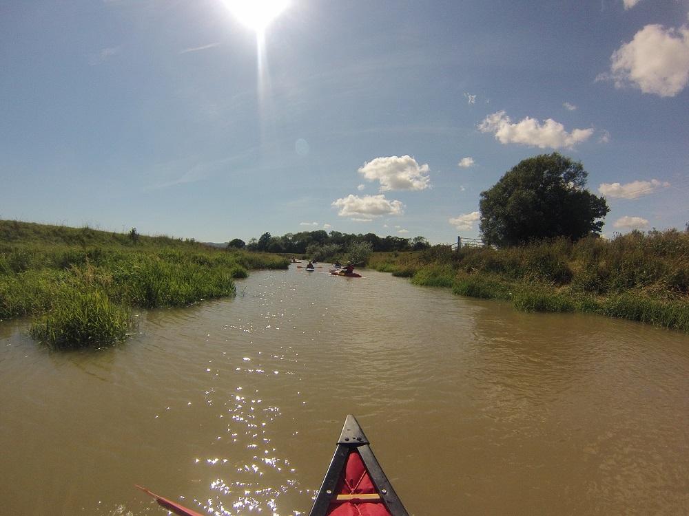 the Kayak Coach River Adur - Canoeing